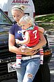 gwen stefani kingston zuma grandmas house 04