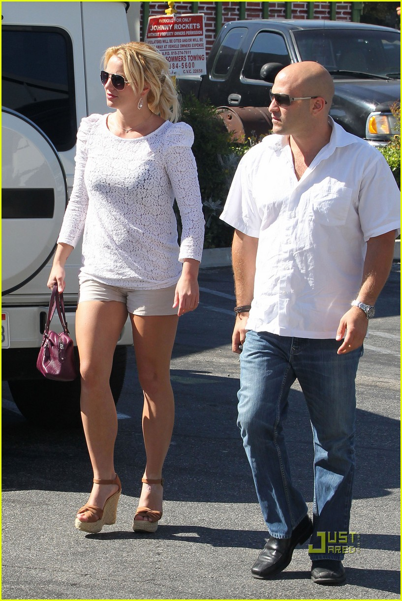britney spears lace top johnny rockets 072481042