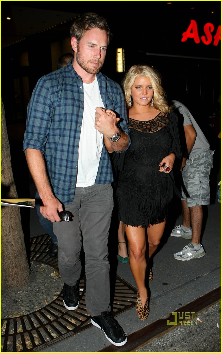 jessica simpson project runway finale judge date eric johnson 02