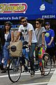 marisa tomei logan marshall green tandem bike 04