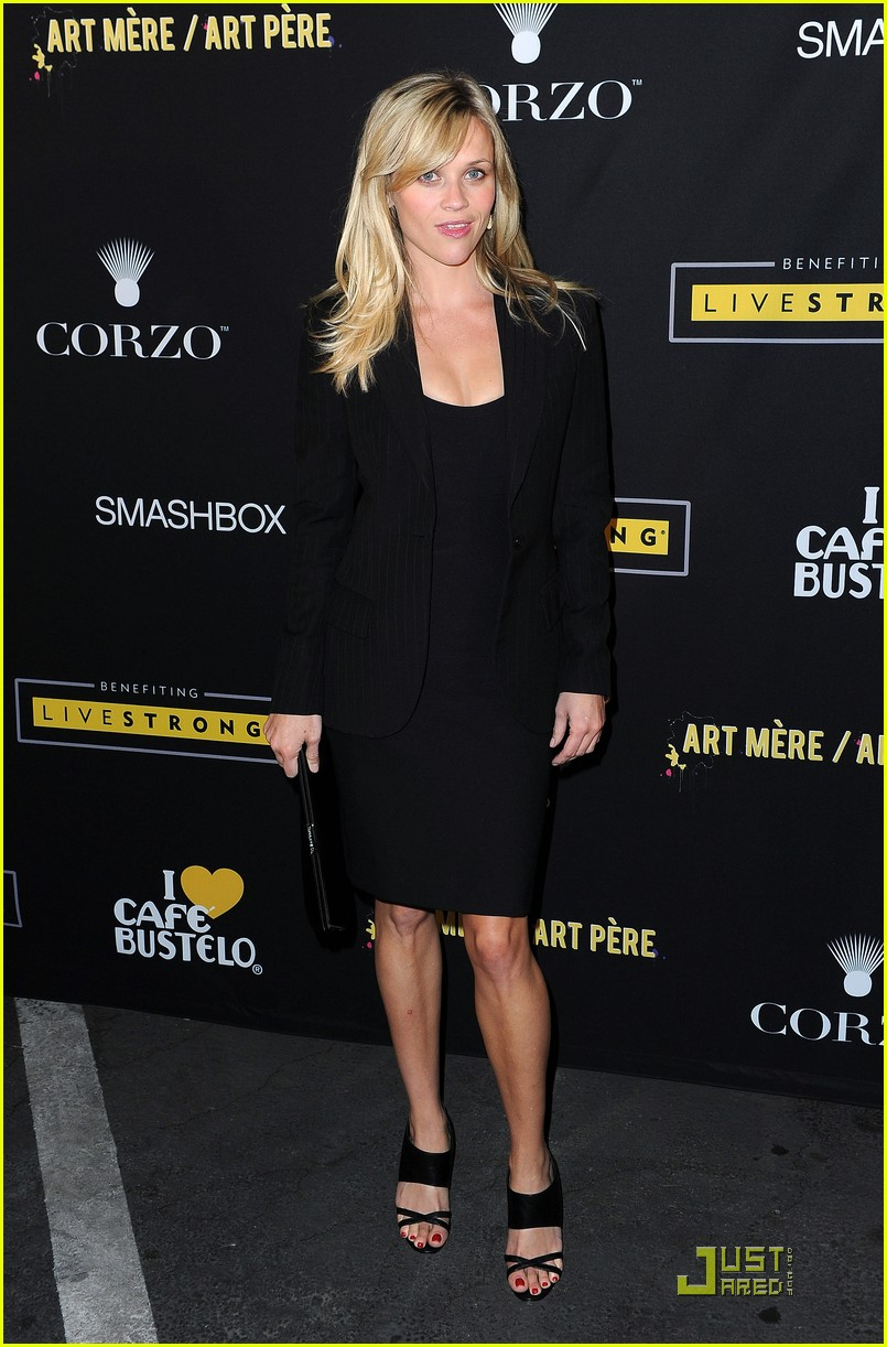 reese witherspoon livestrong foundation 02