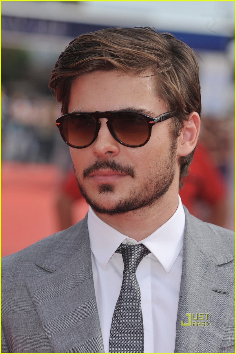 zac efron beard 11
