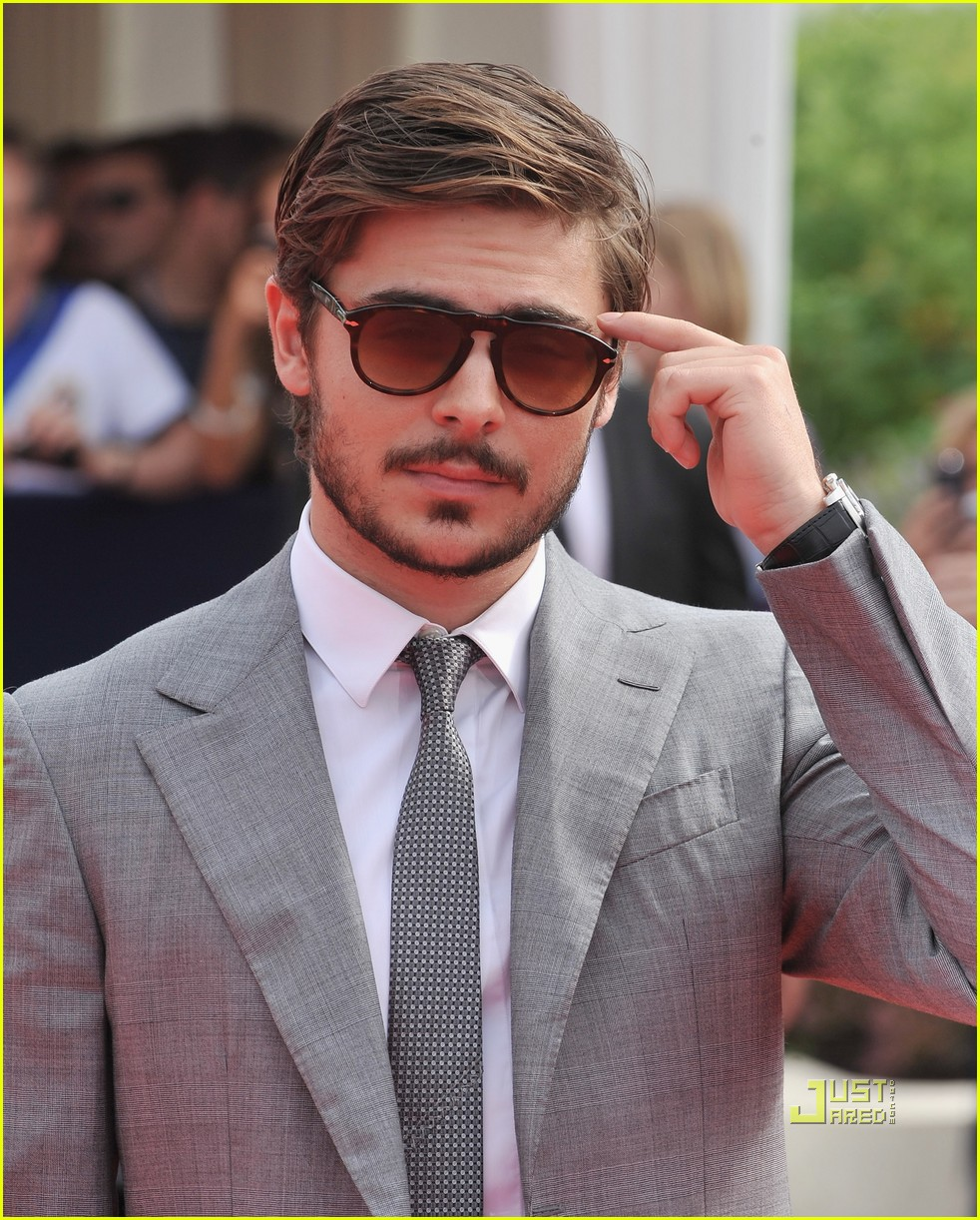 zac efron beard 12