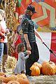 gabriel aubry pumpkin patch papa with nahla 02