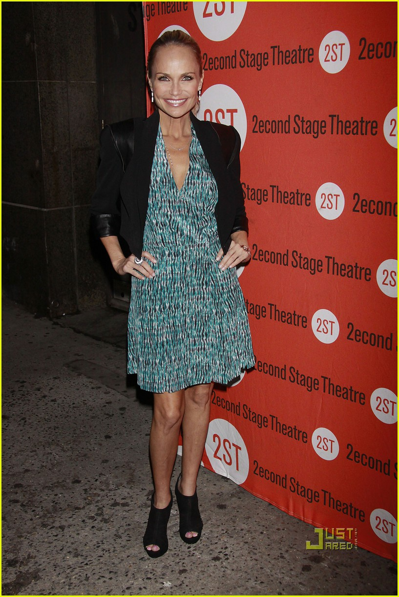 kristin chenoweth wings off broadway opening night 01