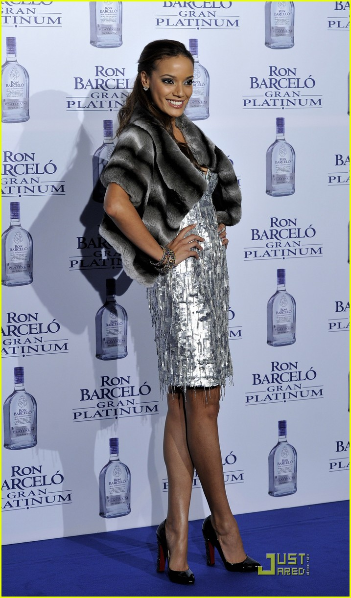 selita ebanks ron barcelo gran platinum party 02