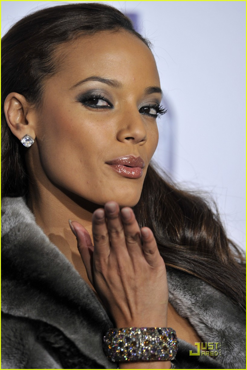 selita ebanks ron barcelo gran platinum party 09