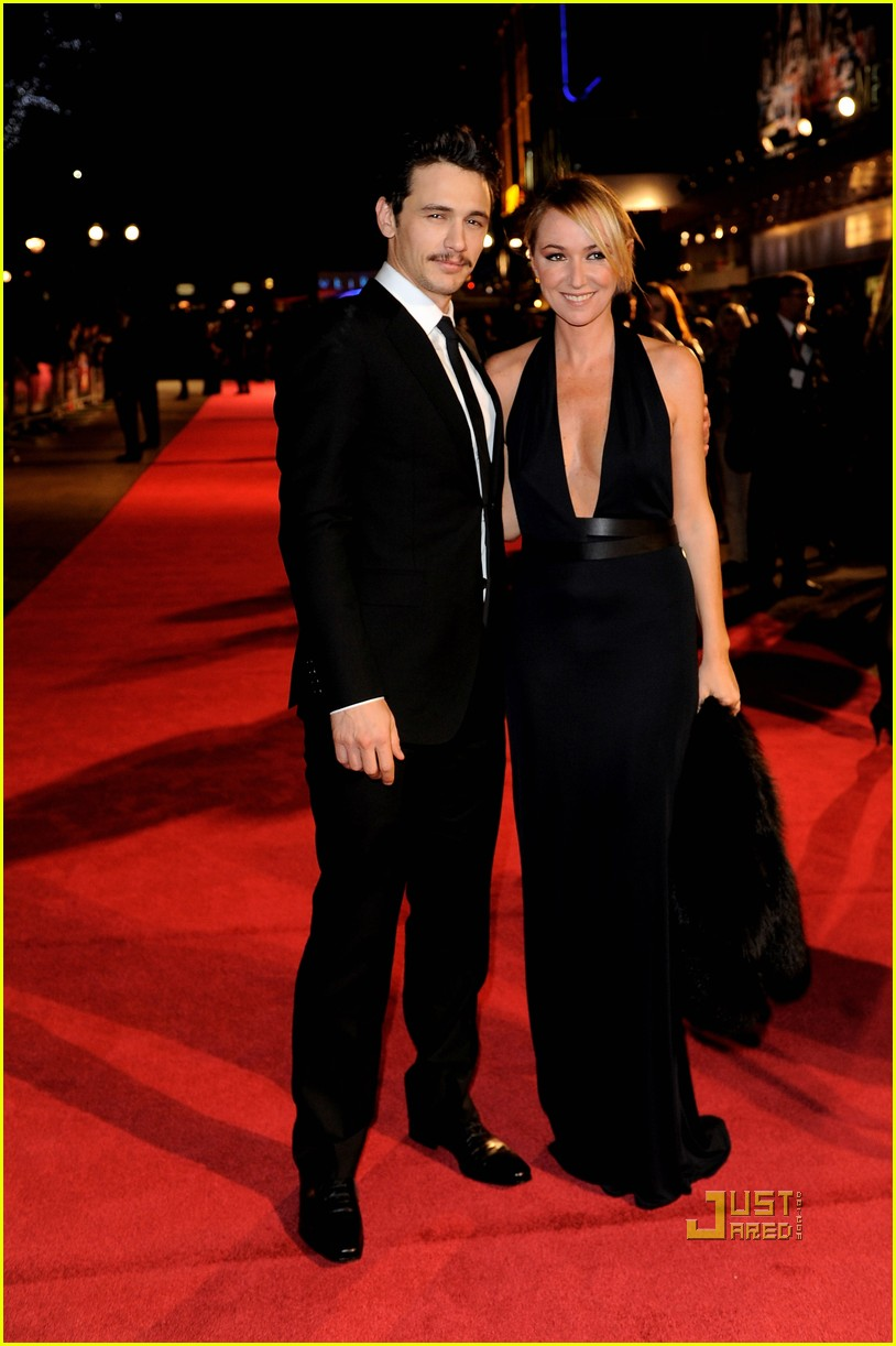 James Franco: '127 Hours' European Premiere! James Franco