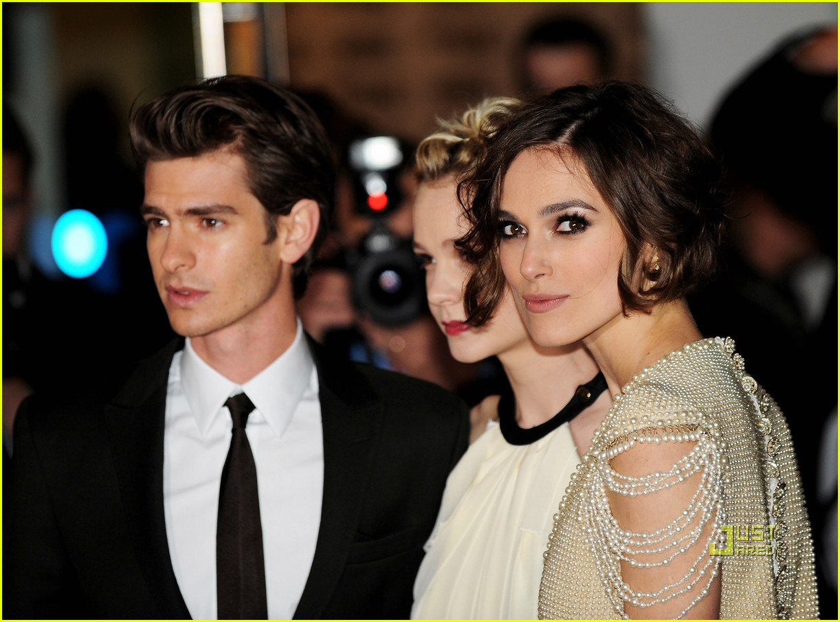 keira knightley carey mulligan andrew garfield never let me go premiere 02
