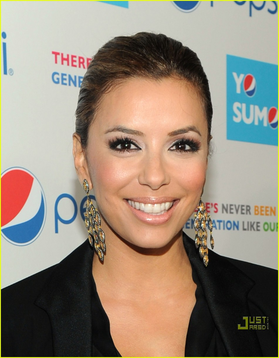 eva longoria pepsi living the dream 042489281