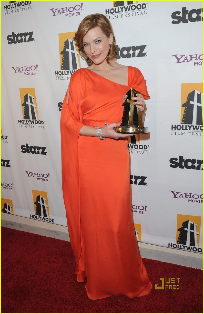 milla jovovich hollywood awards 012490454