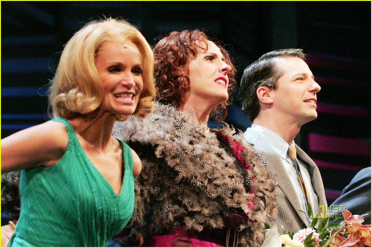 molly shannon promises promises debut with kristin chenoweth 09