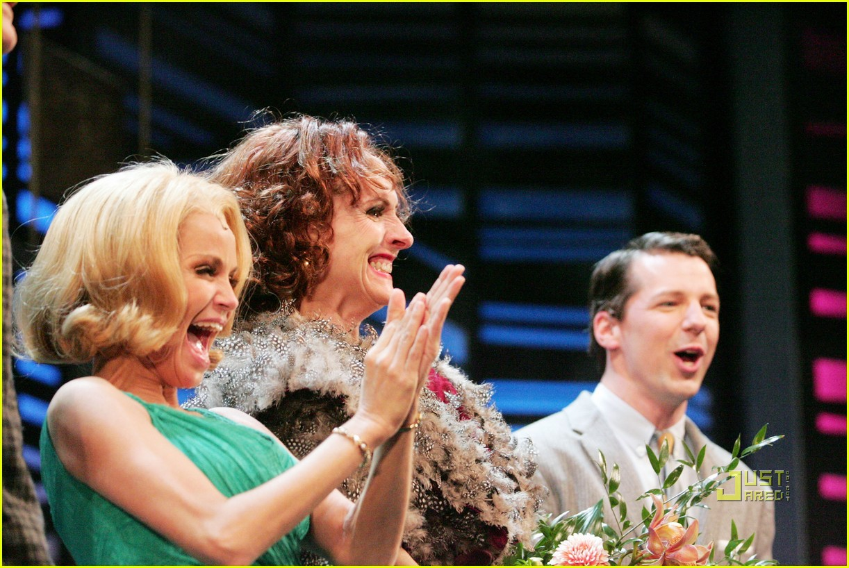 molly shannon promises promises debut with kristin chenoweth 11