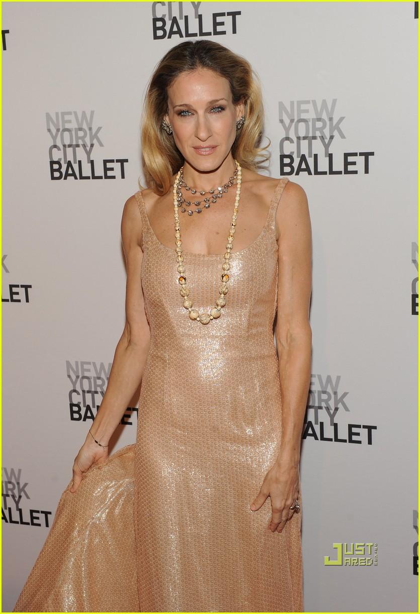 sarah jessica parker new york ballet 06