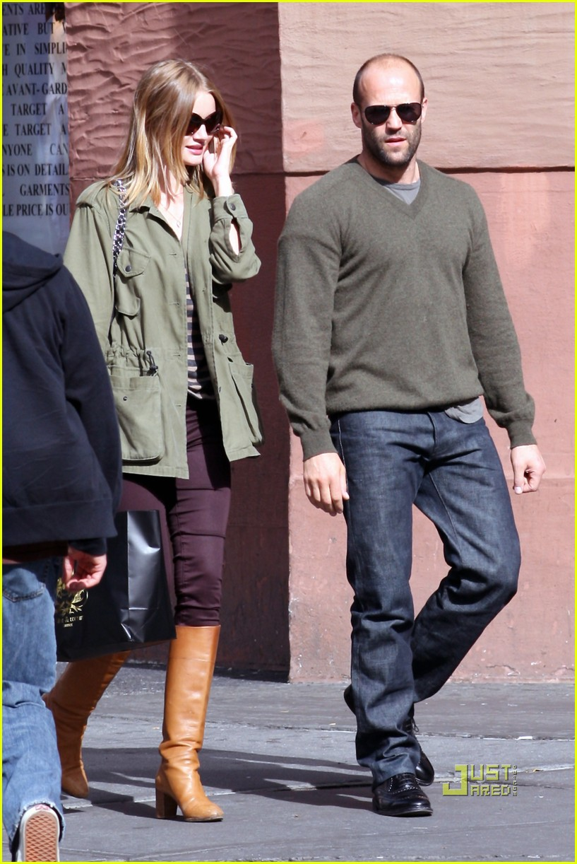 rosie huntington whiteley jason statham noho shopping spree 06