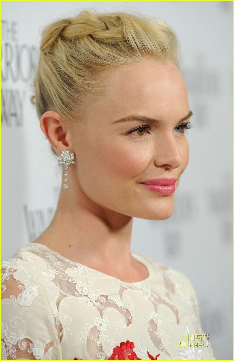 Kate Bosworth: White Hot at 'Warrior's Way' Screening: Photo 2496913 ... Kate Bosworth