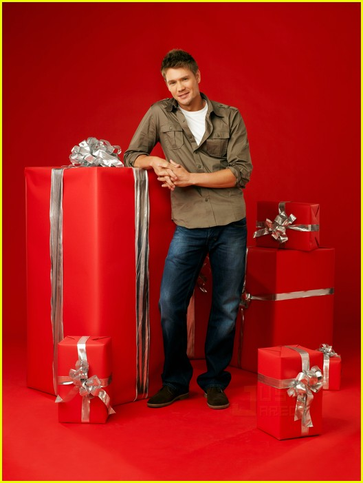 chad michael murray christmas cupid 06
