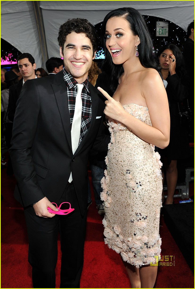 darren criss amas teenage dream with katy perry 02