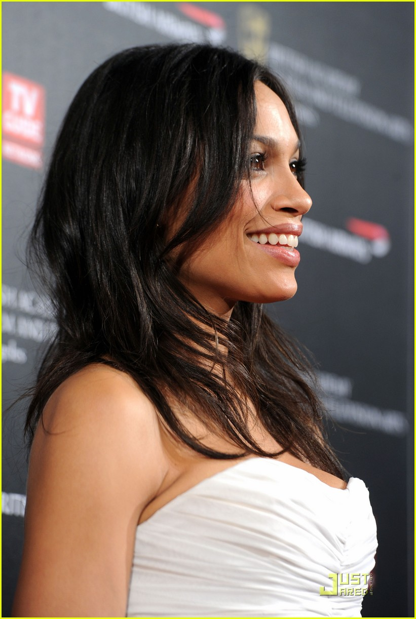 rosario dawson bafta 07