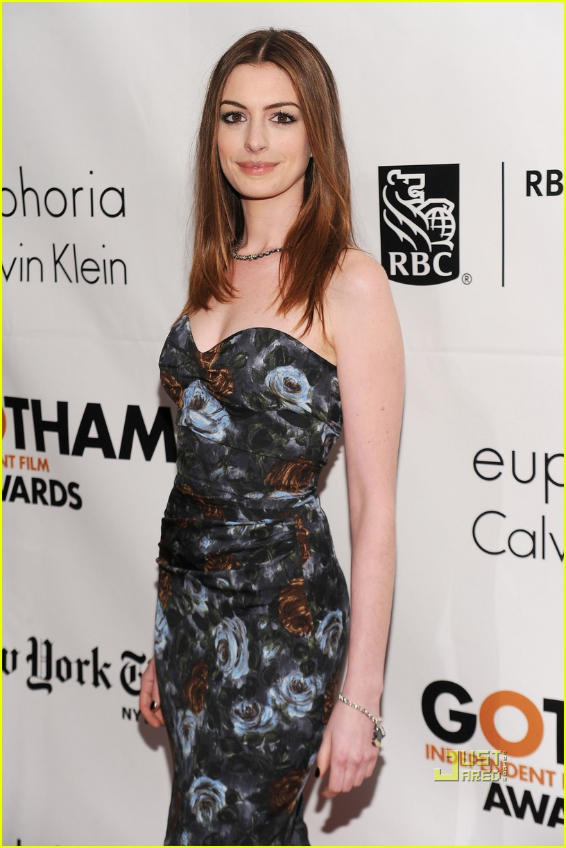 anne hathaway gotham independent film awards 05