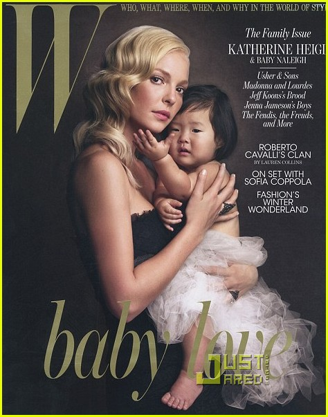 katherine heigl naleigh w magazine