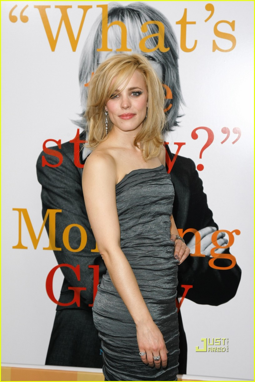 rachel mcadams morning glory nyc premiere 032493619
