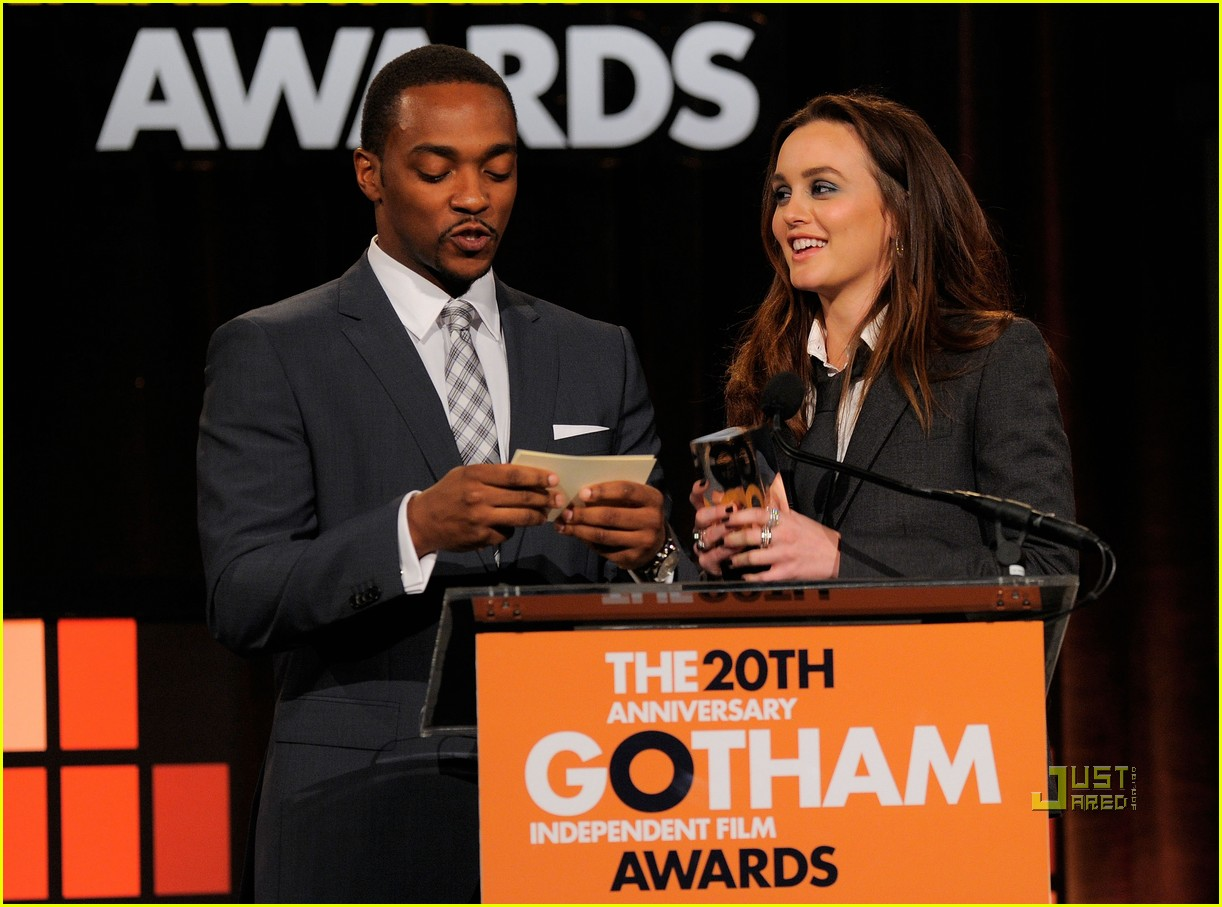 leighton meester gotham independent film awards 06