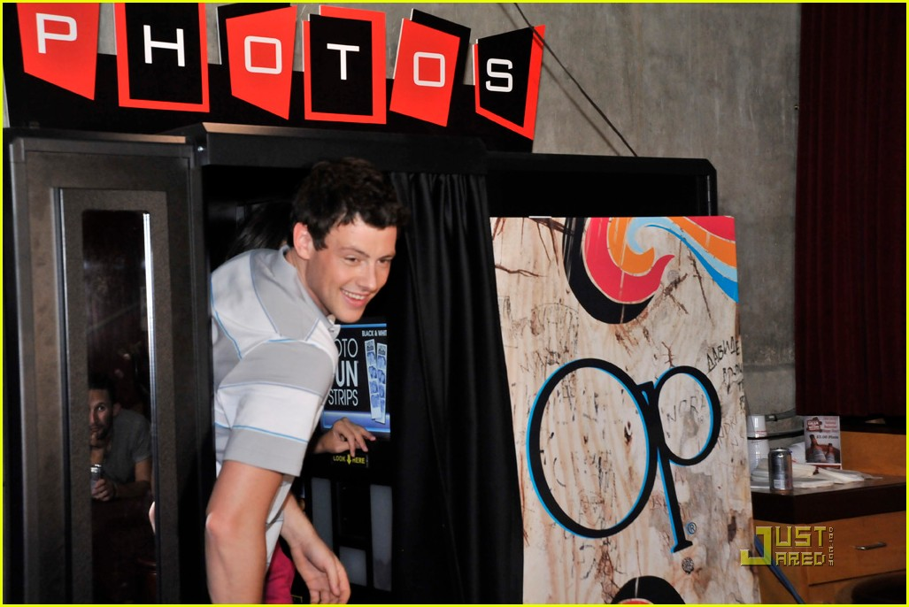 cory monteith bowling 12