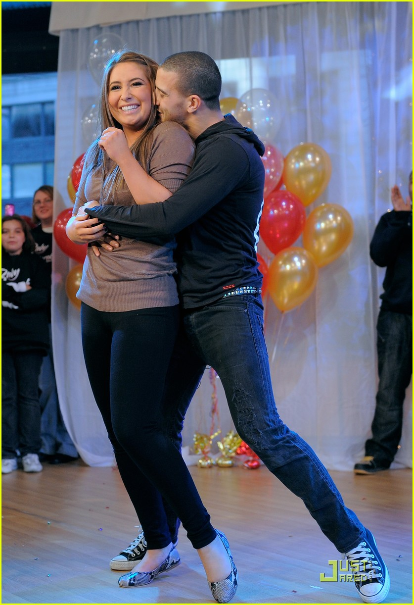 Dwts bristol and mark dating
