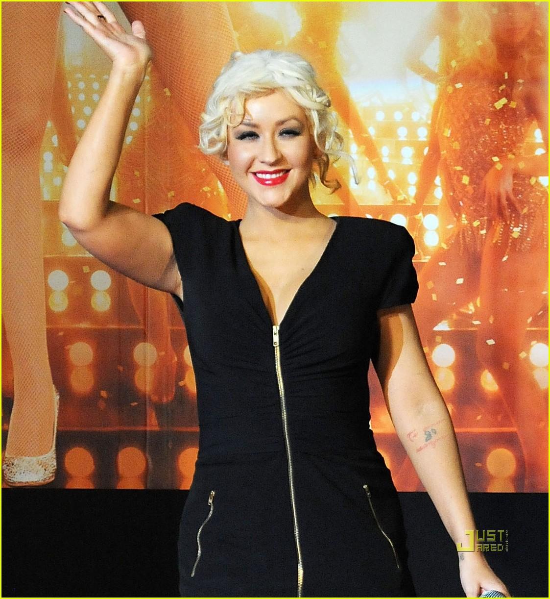 Burlesque Christina Aguilera