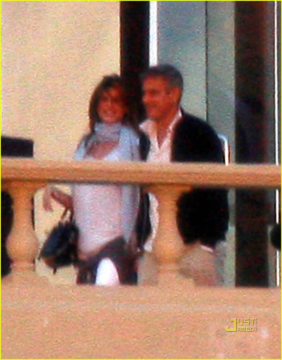 george clooney elisabetta canalis parents 02