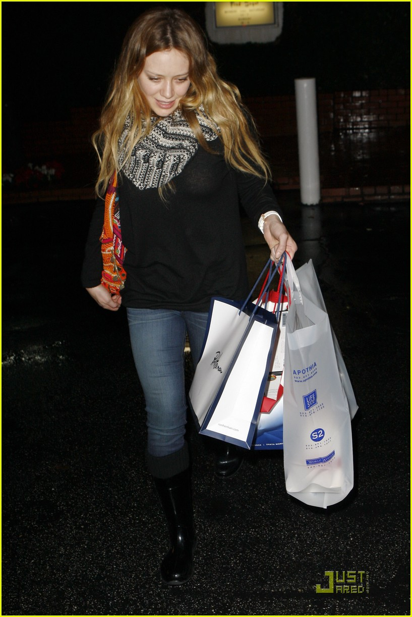 hilary duff fred 022505712