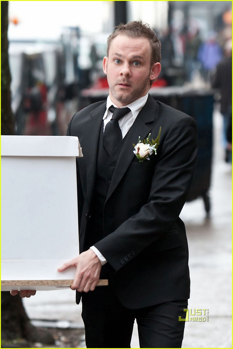 elijah wood dominic monaghan billy boyd wedding 062506991