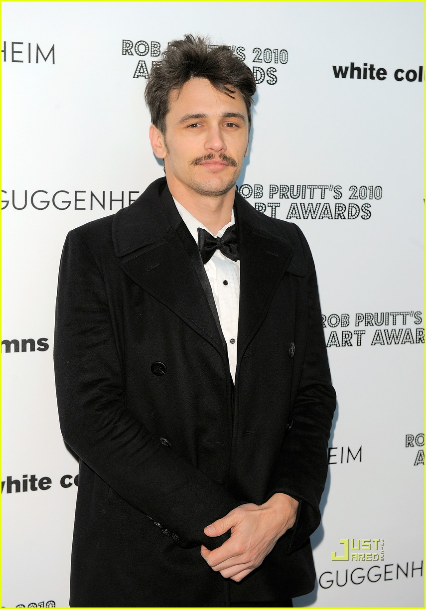 james franco rob pruitt art awards 05