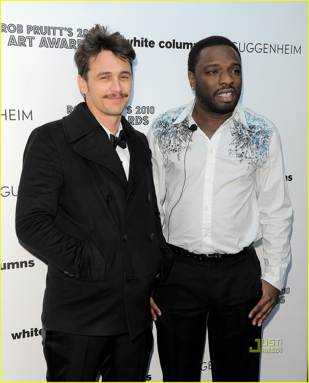 james franco rob pruitt art awards 06