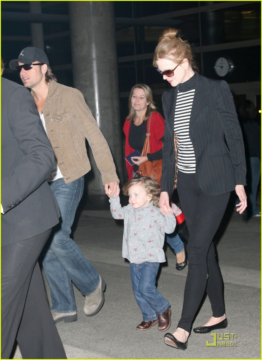 nicole kidman keith urban lax 03