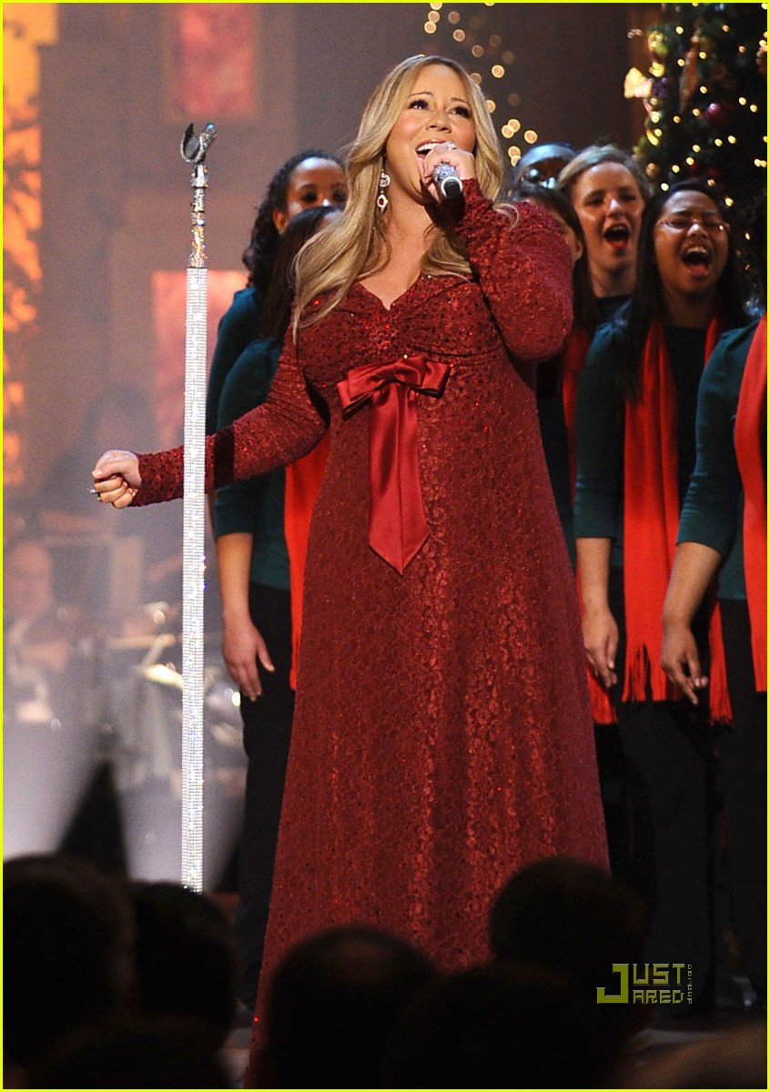 mariah carey nick cannon christmas in washington 052503325