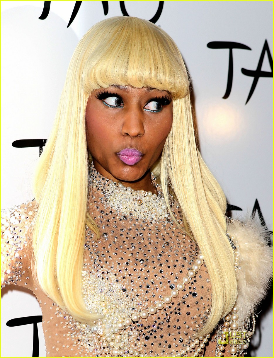 nicki minaj birthday party amber rose 01