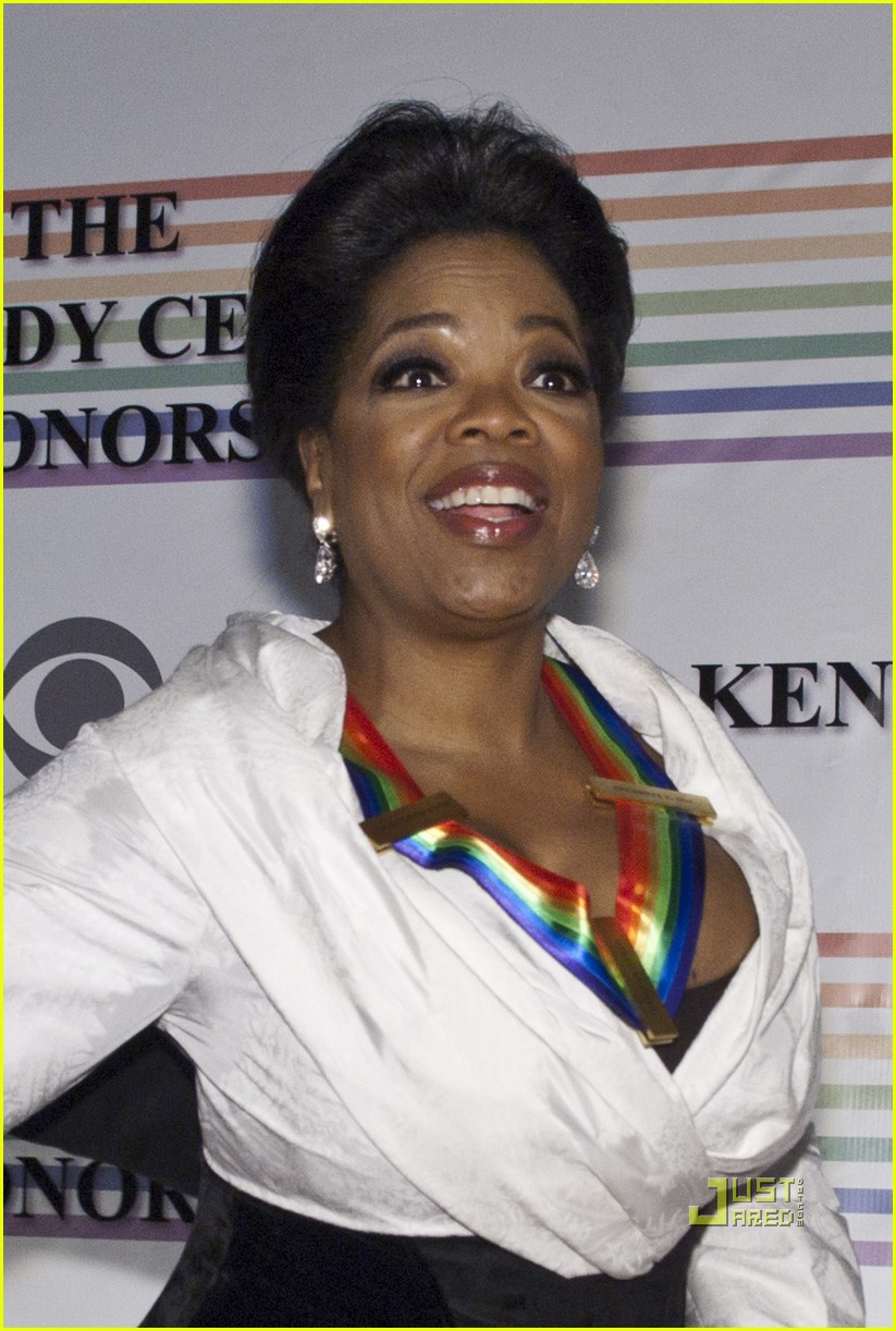 oprah winfrey kennedy center honors president obama 022501262