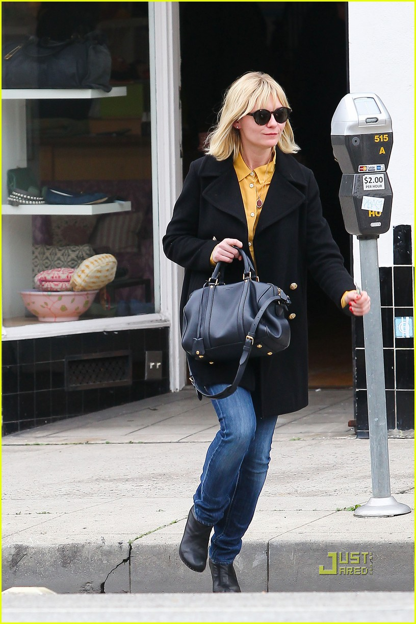 kirsten dunst parking ticket 14