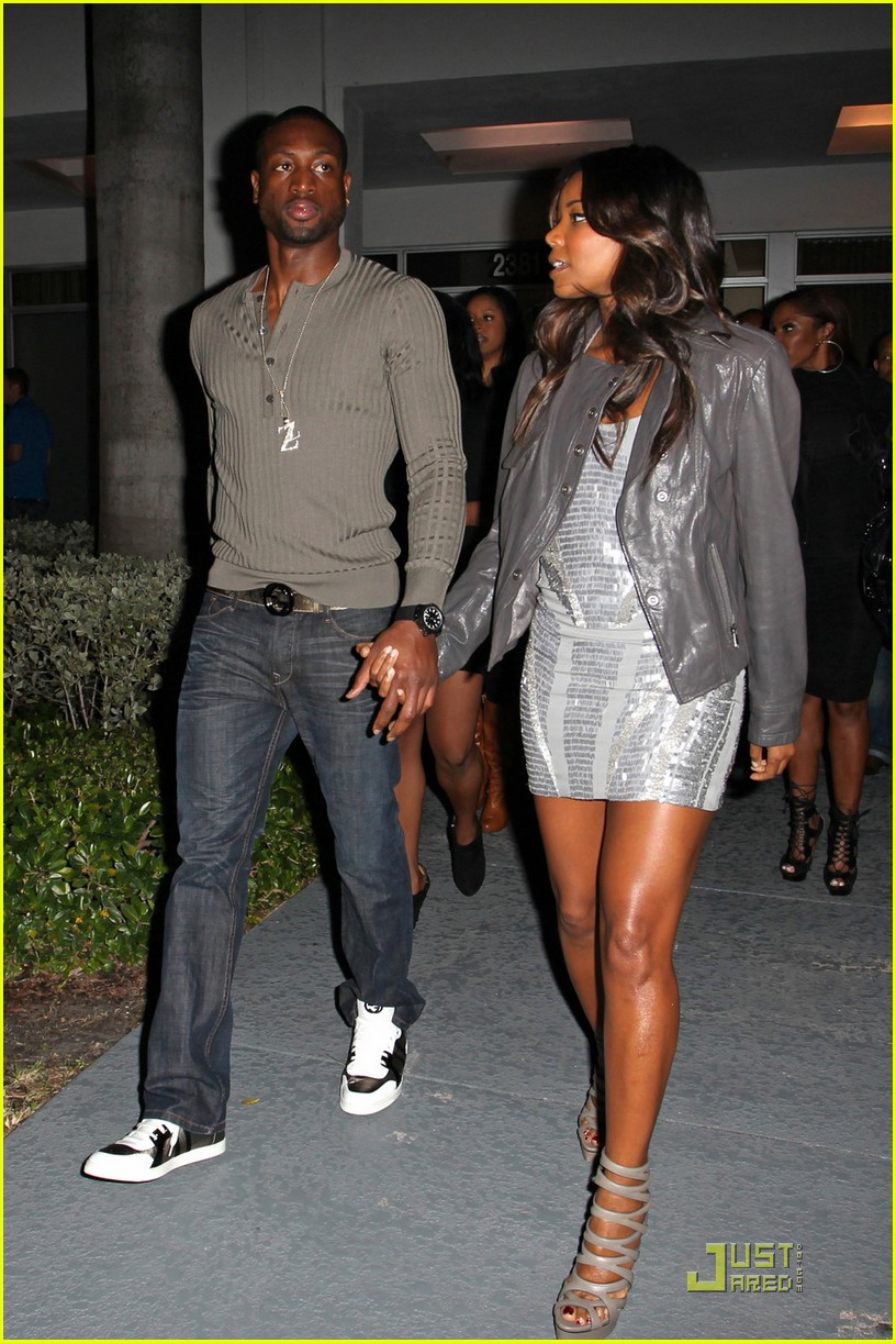 gabrielle union lebron james party 022507340