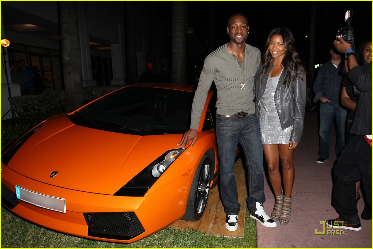 gabrielle union lebron james party 082507346