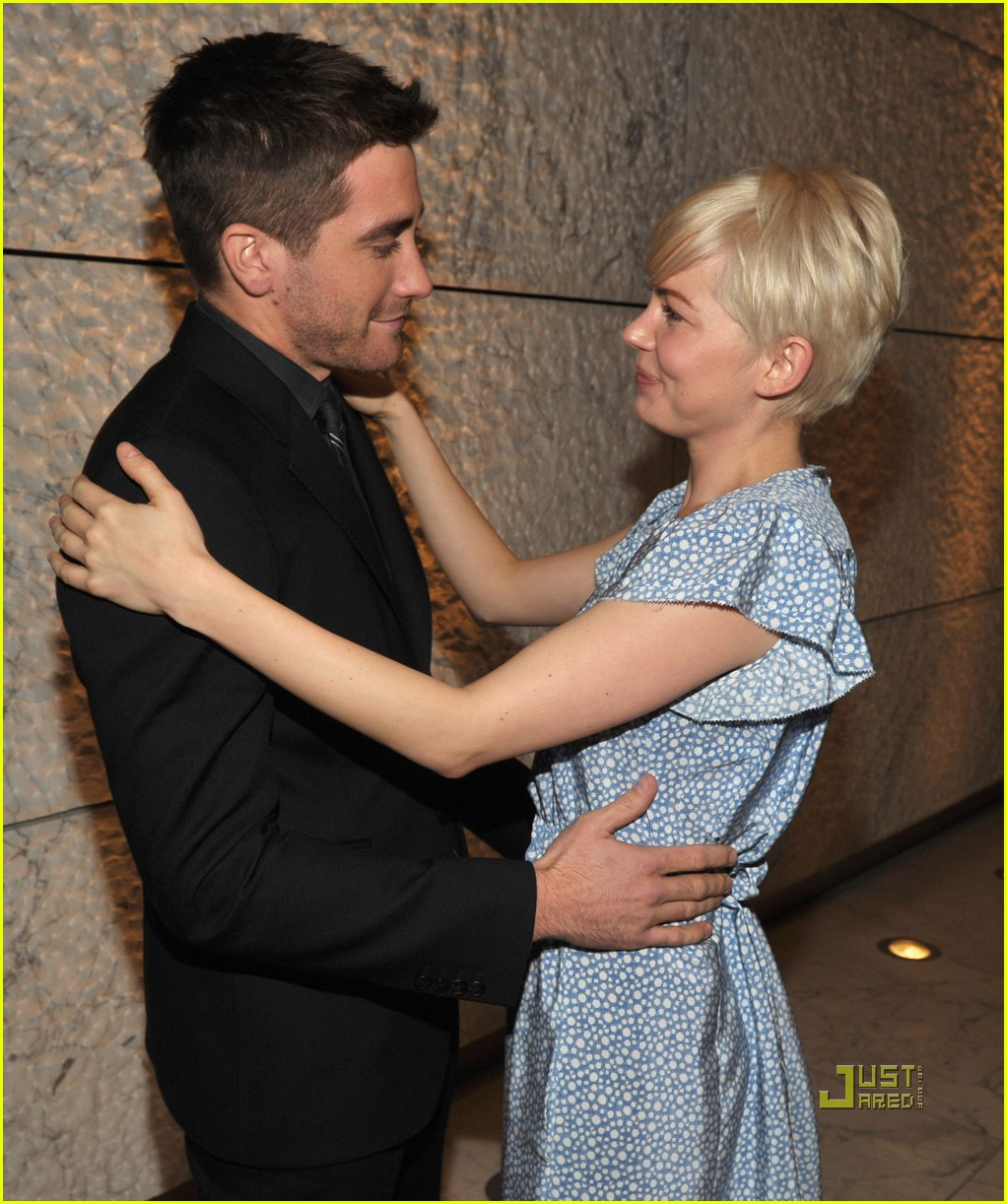 Jake Gyllenhaal   Blue Valentine   Jake Gyllenhaal And Michelle Williams