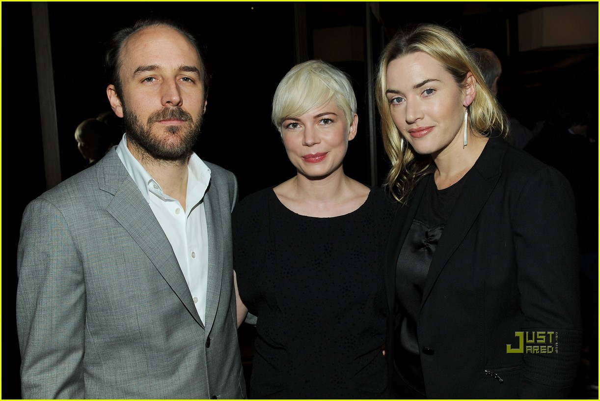 Michelle Williams: U0027Blue Valentineu0027 Screening With Kate Winslet!