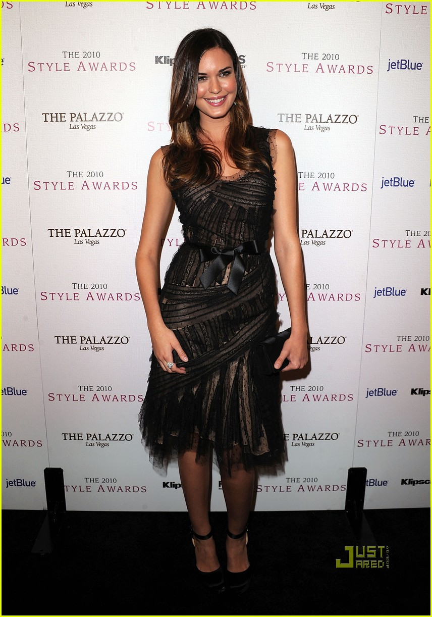 dave annable odette yustman style awards 092503270
