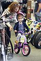 jessica alba honor new bike 04