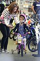 jessica alba honor new bike 12