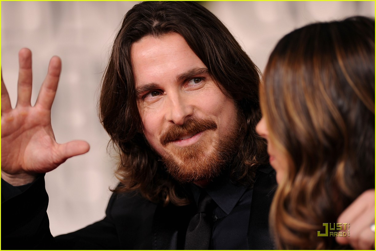christian bale 2011 golden globes 11