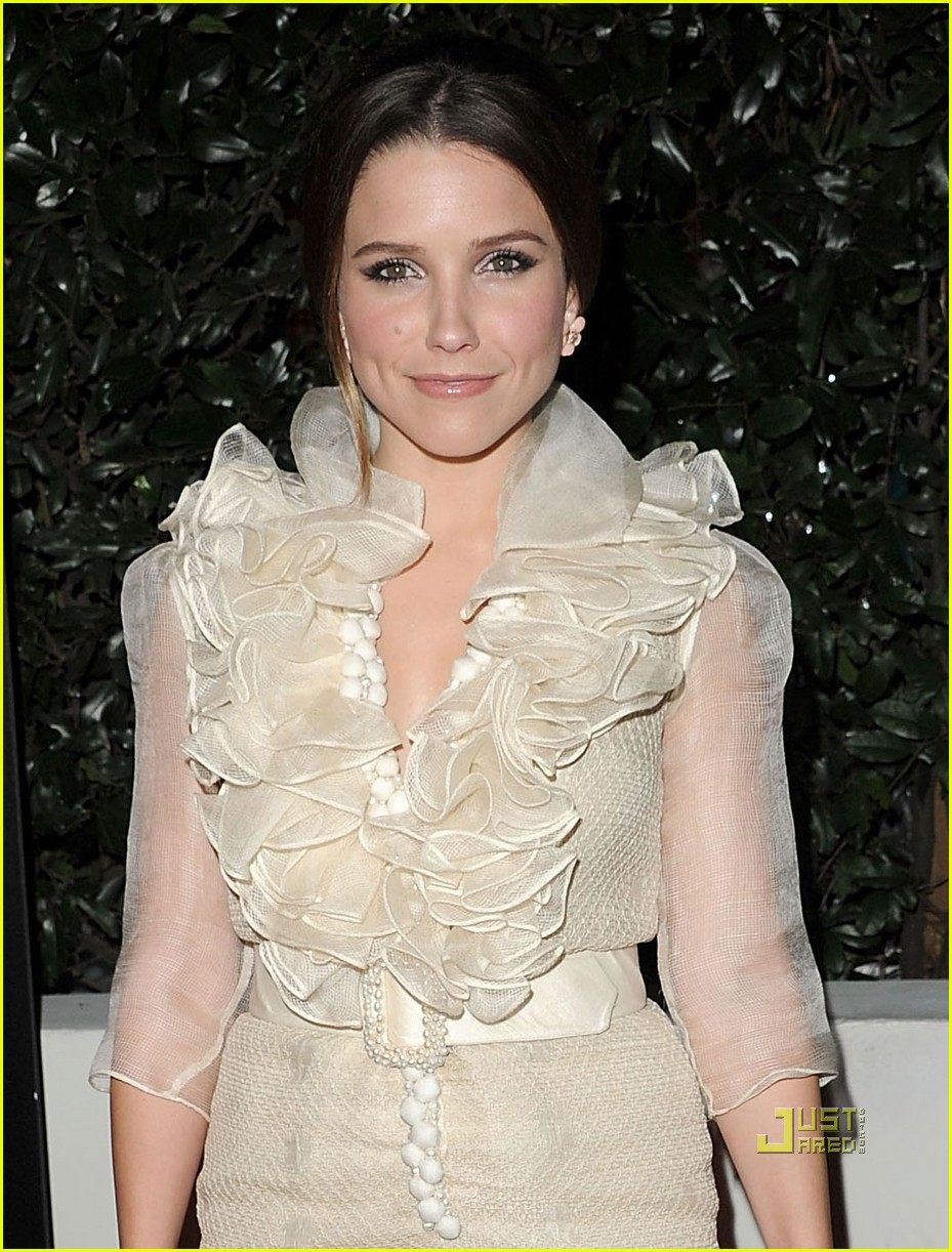 sophia bush audi jmendel party 09