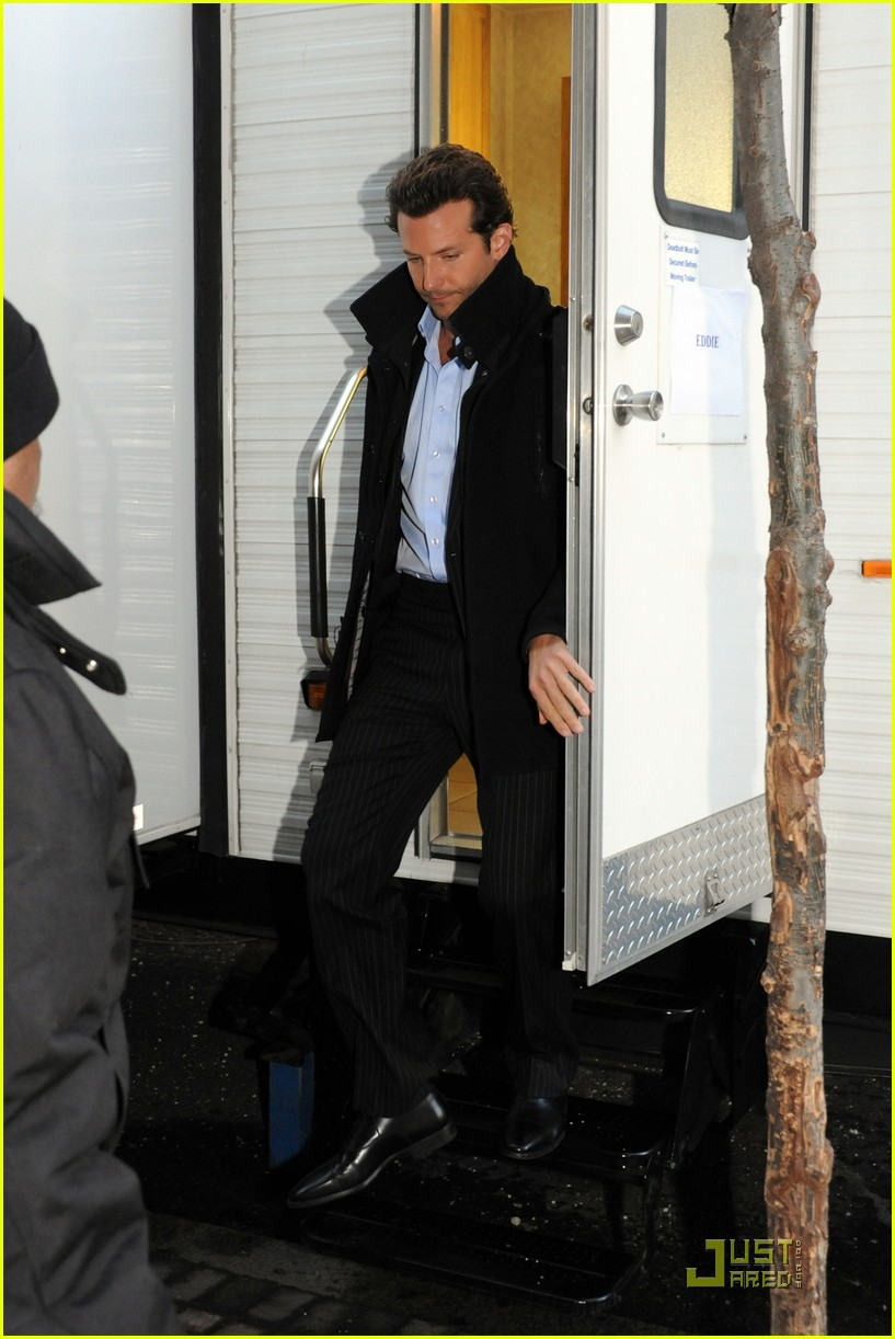 Bradley Cooper: 'Limitless' in Philly with Abbie Cornish Bradley Cooper